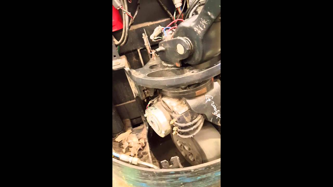 Crown WP 304545 Drive motor issues troubleshooting  YouTube
