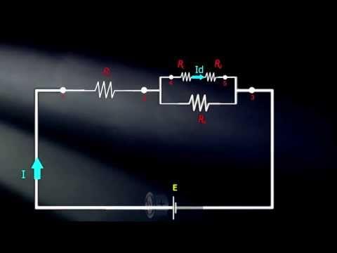 วิชาฟิสิกส์ - บทเรียน การวิเคราะห์วงจรไฟฟ้ากระแสตรงเบื้องต้น