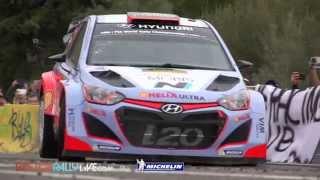 Vid�o Leg 2 - 2015 WRC Rally de Espana