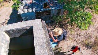 Encuentran Misteriosa Antigua Lecheria Abandonada En El Bosque