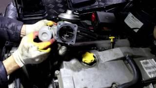 Глушим клапан EGR TD5 EGR Removal Kit Land Rover Defender  Ленд Ровер Дефендер 2005 года
