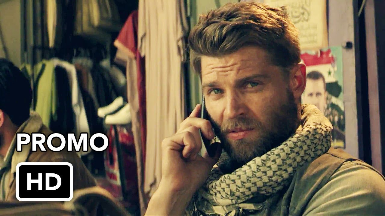"""Download The Brave (NBC) """"Engage and Infiltrate"""" Promo HD"""