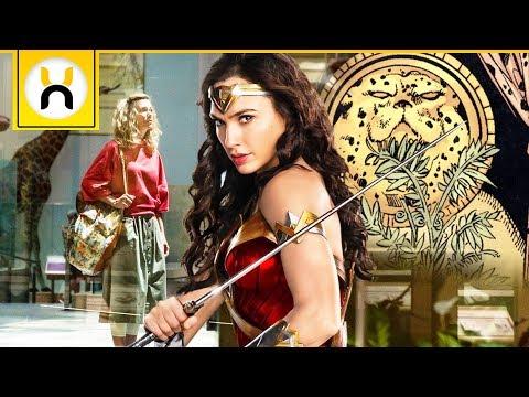 Wonder Woman 1984 MAJOR Easter Egg Revealed in Cheetah First Look