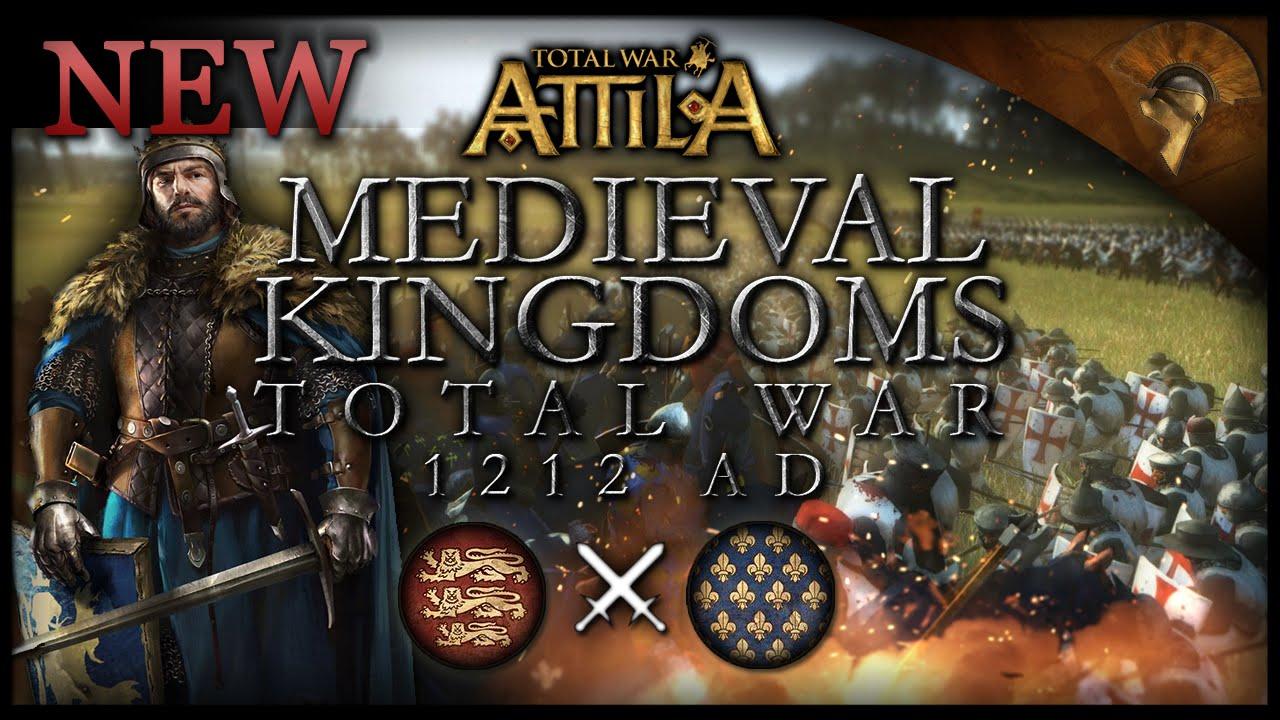 Где скачать и как установить Total War ATTILA - YouTube