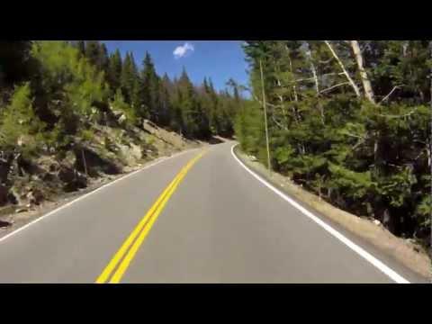 Trail Ridge Road / 34 Through Rocky Mountain National Park
