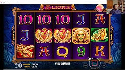 Online Casino Club - 5 Lions
