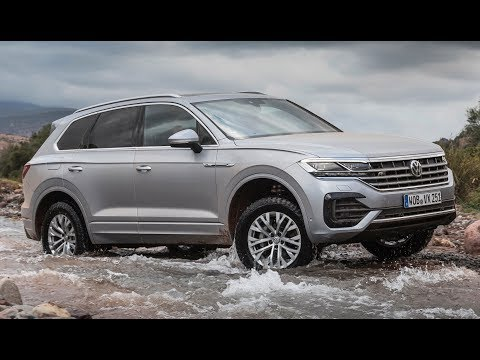 Volkswagen Touareg (2019) OFF-ROAD Test Drive