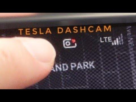 Tesla DashCam Is Easy To Setup