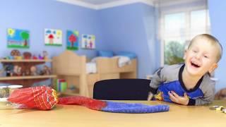 SAUER Gummy Worm (Gummiwurm)  beim Spielzeugtester Julian