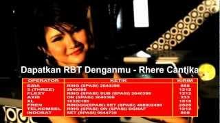 Rhere Cantika - Denganmu (Official Video Clip) HQ