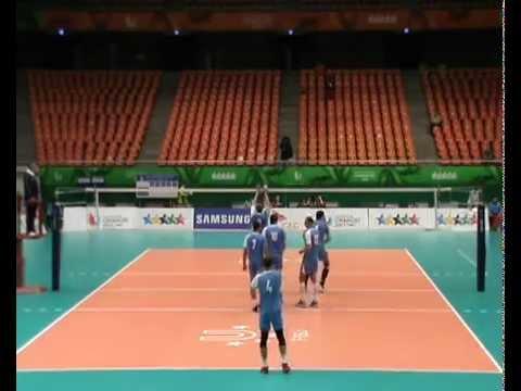 Venezuela - Ukrania Volleyball Gwangju 2015