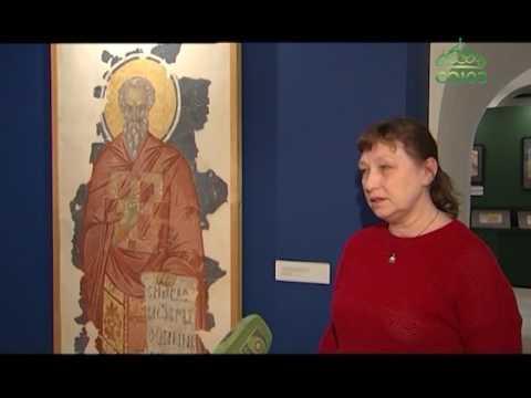 В Москве открылась выставка «Монументальная живопись Древней Руси»