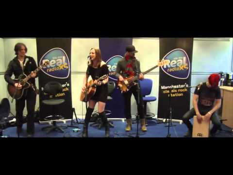 Halestorm   I Miss the Misery LIVE at Real XS