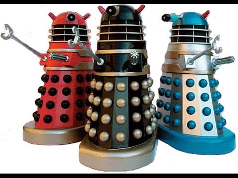 Product enterprise doctor who remote control movie daleks - Doctor who dalek pics ...