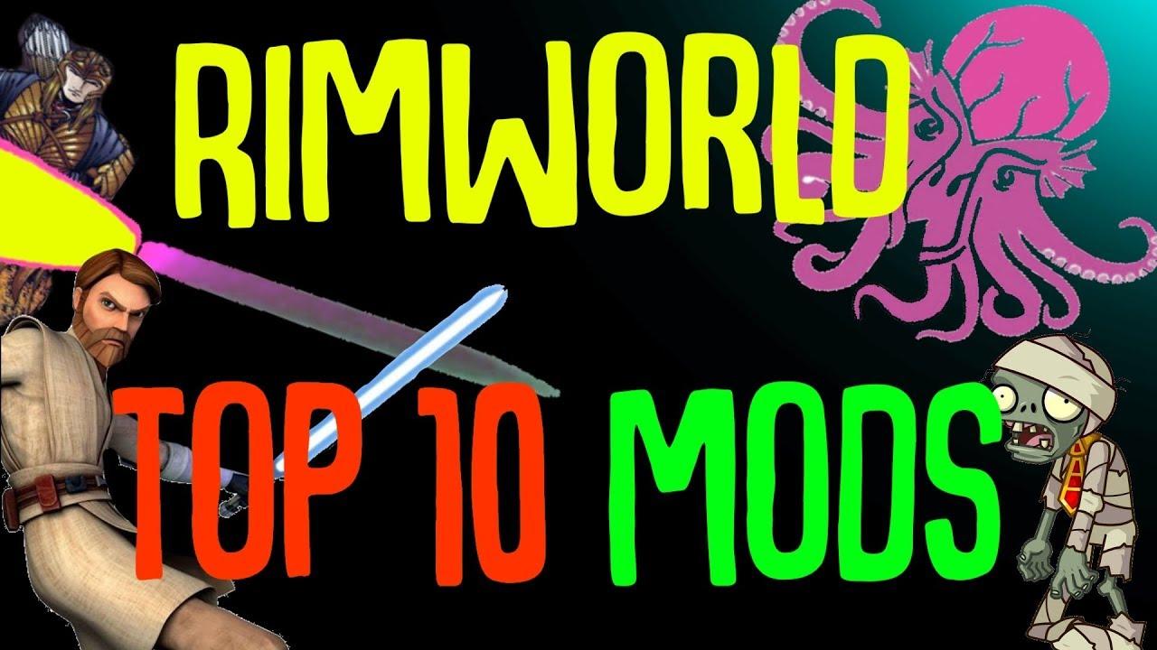 Barky's Top 10 Rimworld Content Mods