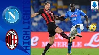 Napoli 1-3 Milan | Il Milan torna in vetta! | Serie A TIM