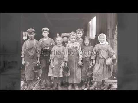 Los niños en la Revolución Industrial