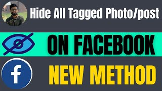 How to hide all tagged photos on Facebook 2021
