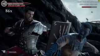 Ryse Son of Rome -- PC -- Max Settings -- 980 Ti