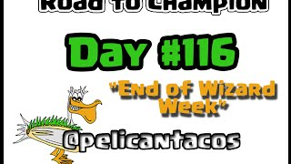 "Clash of Clans TH2 to Champion, Day 116: ""End of Wizard Week"""