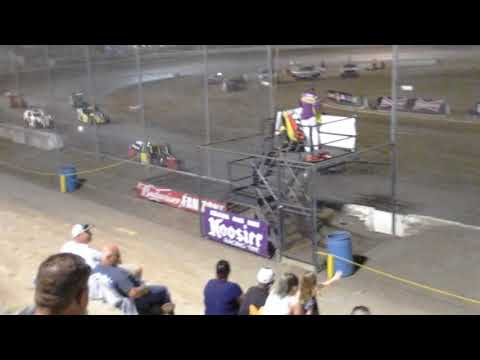 May 5, 2018 modlite main event at Bakersfield Speedway