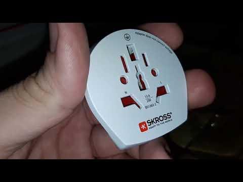 Déballage Et Test De L'adaptateur SKROSS