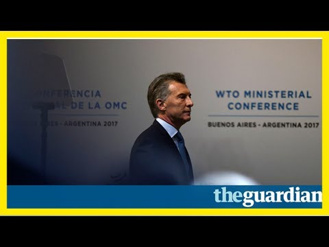 Argentina criticised for banning ngos from conference over social media posts
