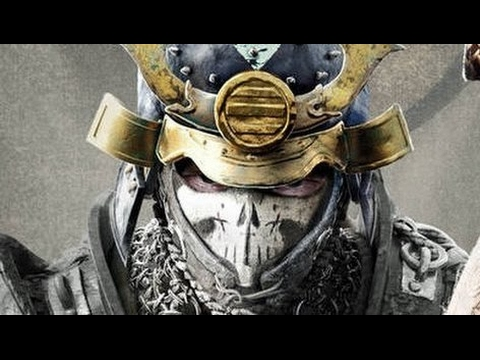 For Honor Samurais Story (Chapter 3) PS4 PRO 1080p HD