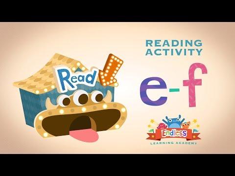 Endless Reader E-F