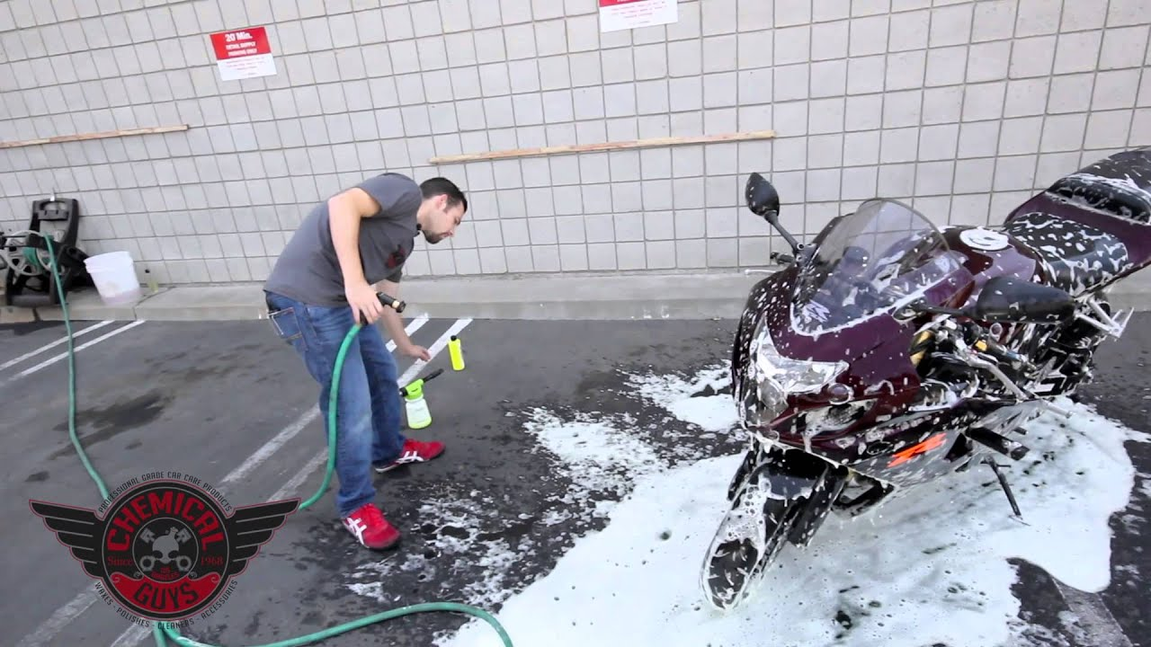 how to clean hardened concrete off a car