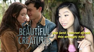 I Watched The Forgotten Book Adaptation Film, *BEAUTIFUL CREATURES*