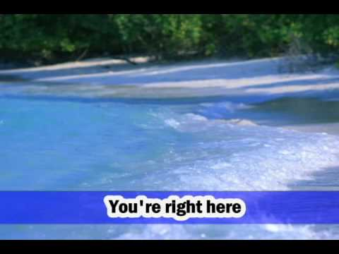 Right Here - Jeremy Camp Karaoke