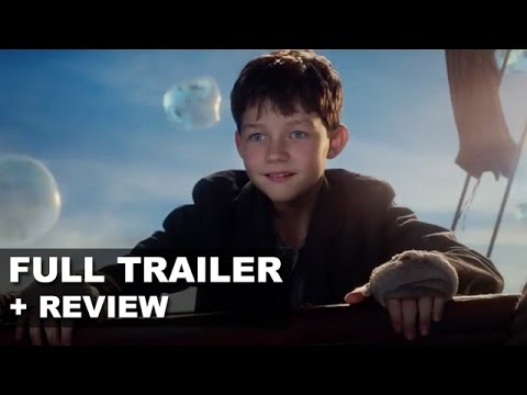 Pan 2015 Official Trailer 2 + Trailer Review : Beyond The Trailer