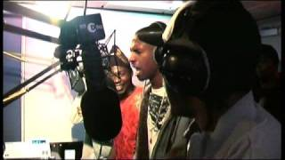 Westwood - Fire Camp freestyle 1Xtra pt1