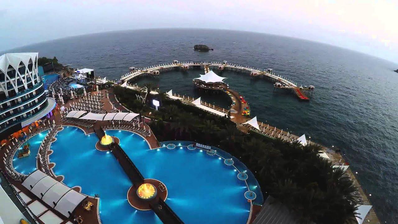 Granada Luxury Resort Spa & Thalasso - YouTube