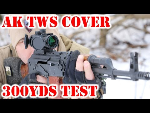 AK TWS Railed Dust Cover (Gen3) 300yds Stress Test