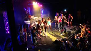 Tone Loc live in concert performing Wild Thing at Club La Vela