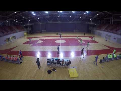 "Slovakia - CRO Star  8:0  Futsal Week Winter Cup II Poreč ""017"