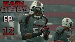 NCAA Football 14 | RTG | (MLB) Earl Gibbs | Fr. Week 12