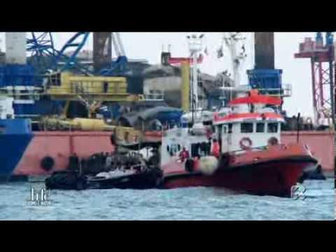 Life Uomo e natura Costa Concordia diving Superintendent Yurij Bean