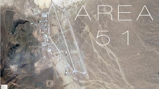 COMO ENCONTRAR EL AREA 51 EN GOOGLE MAPS Free HD Video