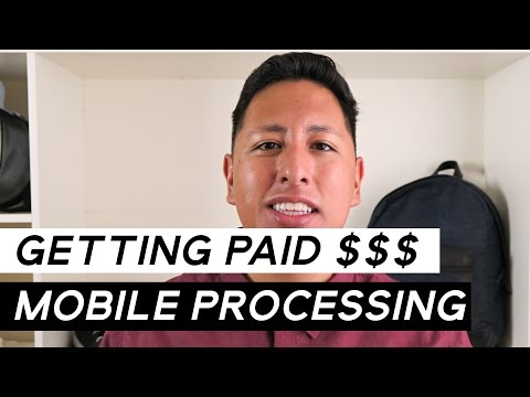 Credit Card Reader   Square Shopify and Paypal Mobile Credit Card Processing Overview
