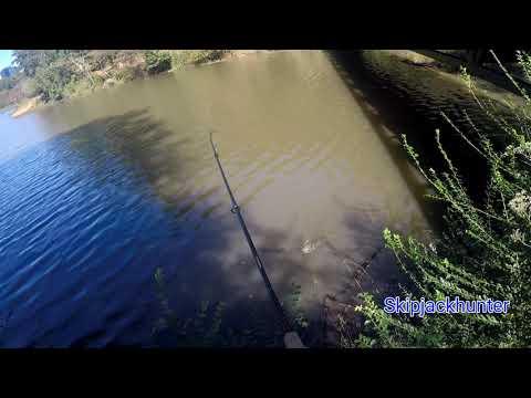 Fishing Murphey Candler Park, Atlanta, GA