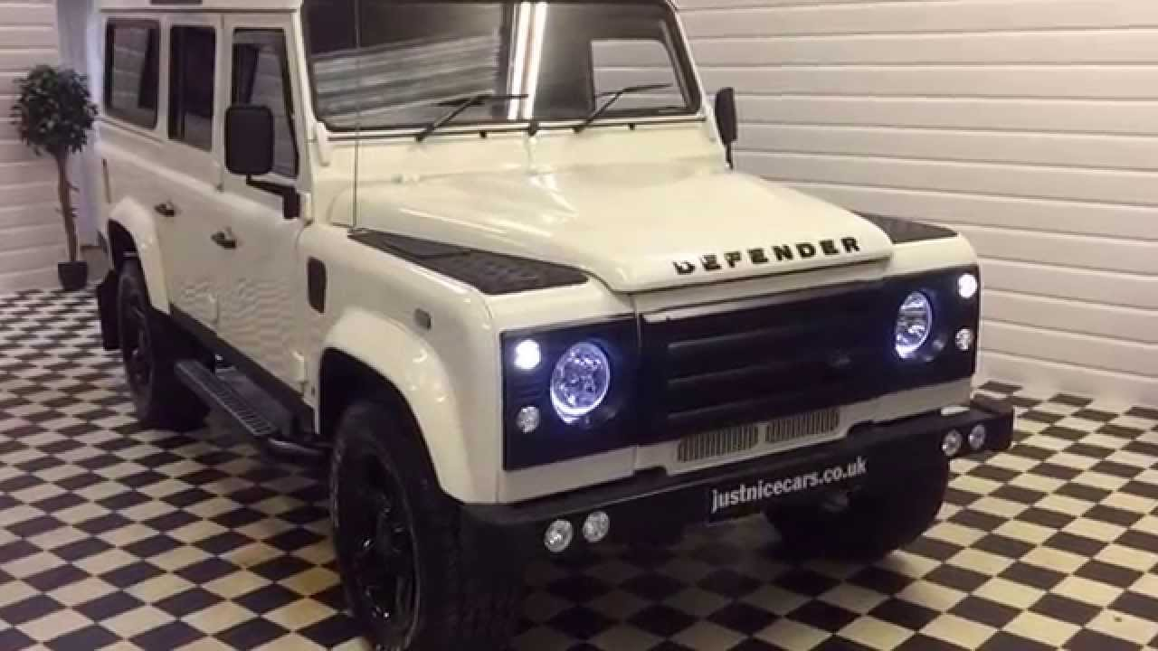 2010 60 land rover defender 110 lwb 2 4 tdci sorry now sold