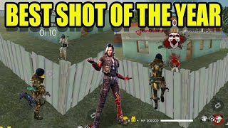 Best Shot of the year|| Free fire funny moment|| Run gaming Tamil