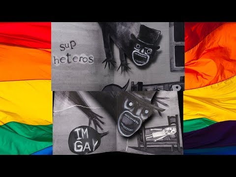 2017's New LGBTQ Icon: The Babadook | What's Trending Now!