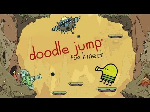 Get Doodle Jump for Kinect - Gameplay Trailer Screenshots