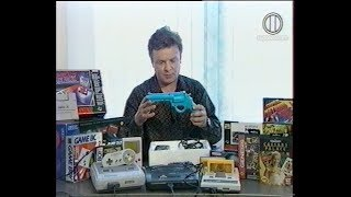 """Передача """"Новая реальность - 9 выпуск"""" 4 августа 1995 года - канал ОРТ"""