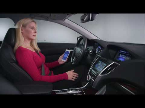 Acura – Tutorials – Pairing Your Phone