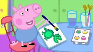 Peppa Pig Italiano - L'asilo Mamma Pig Al Lavoro - Collezione Italiano - Cartoni Animati